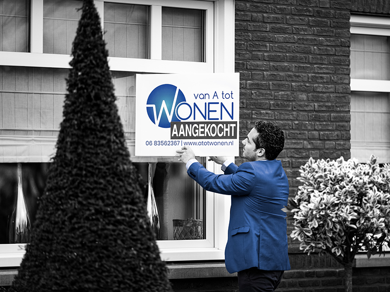 Houses purchased | Purchase agent Van A tot Wonen
